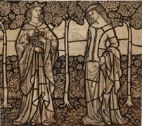 Guinevere and Iseult